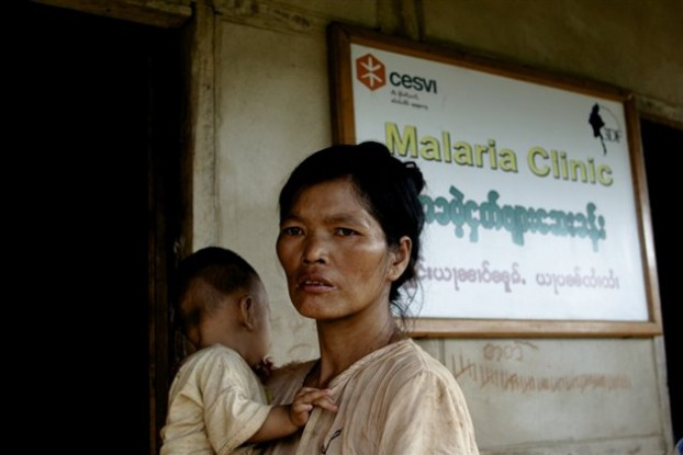 Concerns are growing about the rise of drug-resistant forms of malaria along the Thai-Burmese border. (Photo: Cesvi)