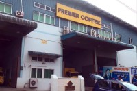 Premier Coffee's factory in Rangoon. (PHOTO: DVB)