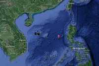 A map of the South China Sea. (Image: Google Maps)