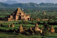 File photo of Bagan. (Photo: DVB)