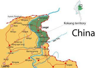 Under a new agreement between Burma and China, a bridge will be built at Kunlong, linking the Kokang Self-Administered Zone with the rest of Shan State.