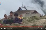 Naga children are among the most vulnerable to the outbreak of epidemics in this, the most isolated region of Burma. (from DVB TV)