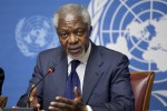 2012 file photo of former UN Secretary-General Kofi Annan. (Photo: Wikicommons)