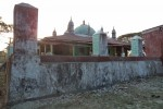 A mosque in Arakan State that was damaged by riots in 2012. The mosque was later torn down by local authorities. (Photo: NDPHR)