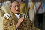 Thailand's King Bhumibol Adulyadej, who died on 13 October 2016 at the age of 88.
