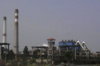 The Great Wall sugar refinery factory in Katha (PHOTO: DVB)
