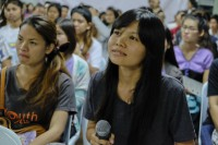 Students in Mae Sot (PHOTO: UoPeople)