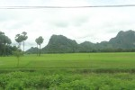 Farmland in Karen State. (Photo: Karen News)