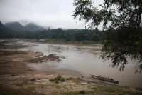 A view of the Salween River, which separates Thailand and Burma, is seen from a small Thai-Karen village of Tha Tafang on the Thai side of the river on 17 November 2014. (Photo: Reuters)