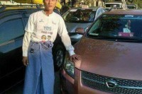 Nay Win, the Rangoon taxi driver who was killed on 29 January 2017 when he tried to apprehend Ko Ni's assassin at Yangon International Airport.