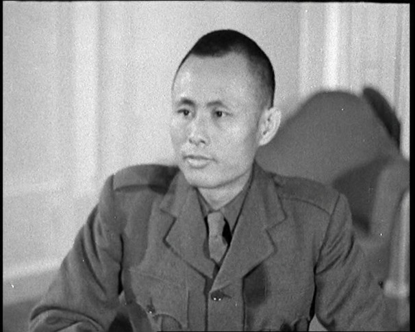 Burmese independence hero, father of the nation, and founder of the Tatmadaw, Gen. Aung San (1915 - 1947)