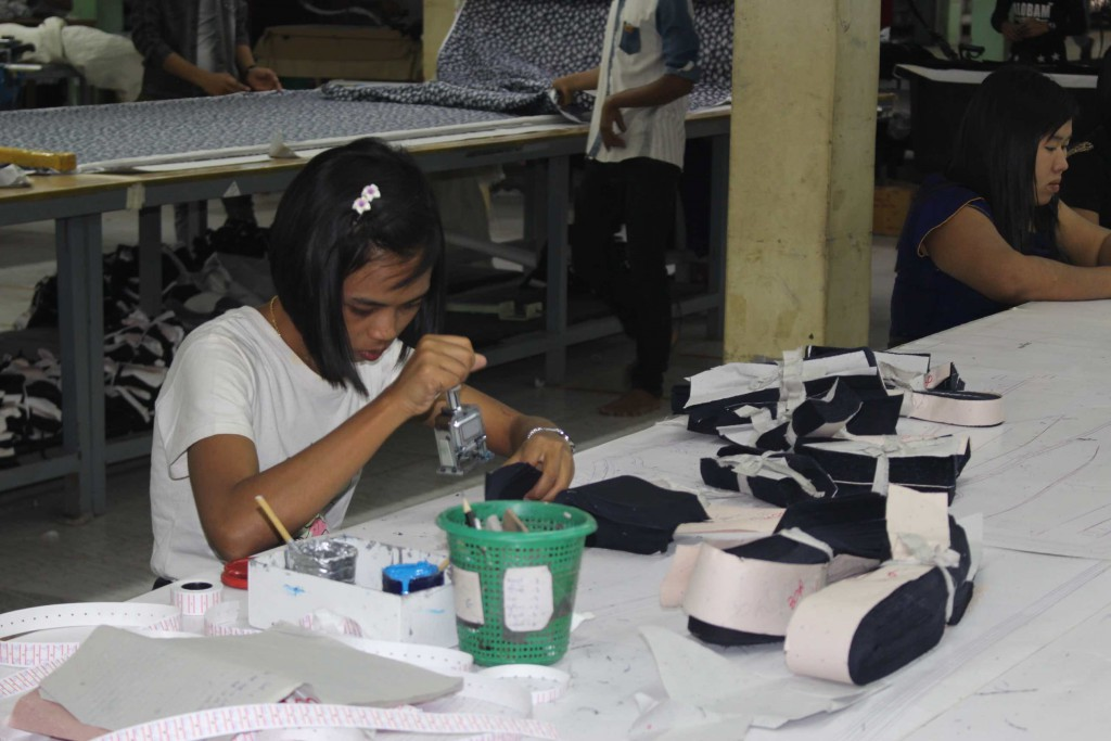 One positive change in Burma's laws was the raising of the minimum working age from 13 to 14 in the Factories Act. (Photo: Libby Hogan / DVB)