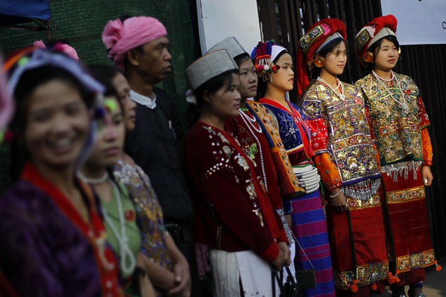 Burma is an ethnically diverse nation (PHOTO: DVB)